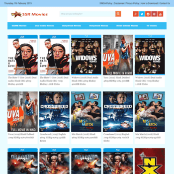 ssr movies.net