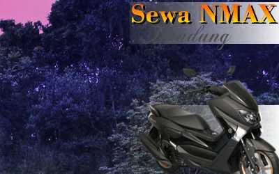 Rental motor Yamaha N-Max Jl. Adipati K Bumu Bandung