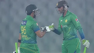 Pakistan vs UAE 6th Match Asia Cup T20 2016 Highlights