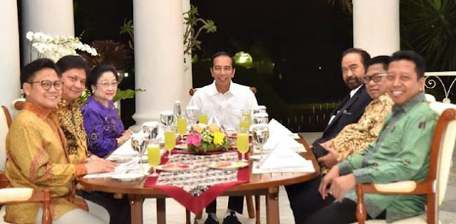 Jokowi Ingin Perbanyak Profesional Karena Lebih Loyal Dibanding Kader Partai