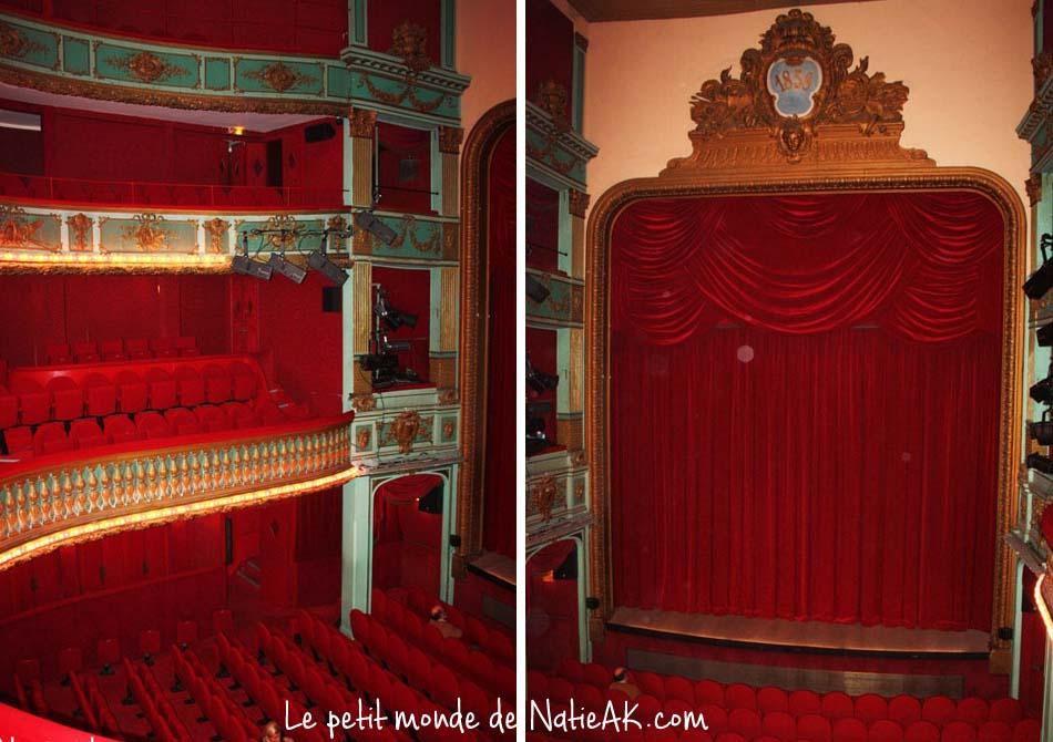 coffret spectacles et musées sur Paris