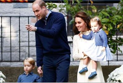 Kate and William expecting third child