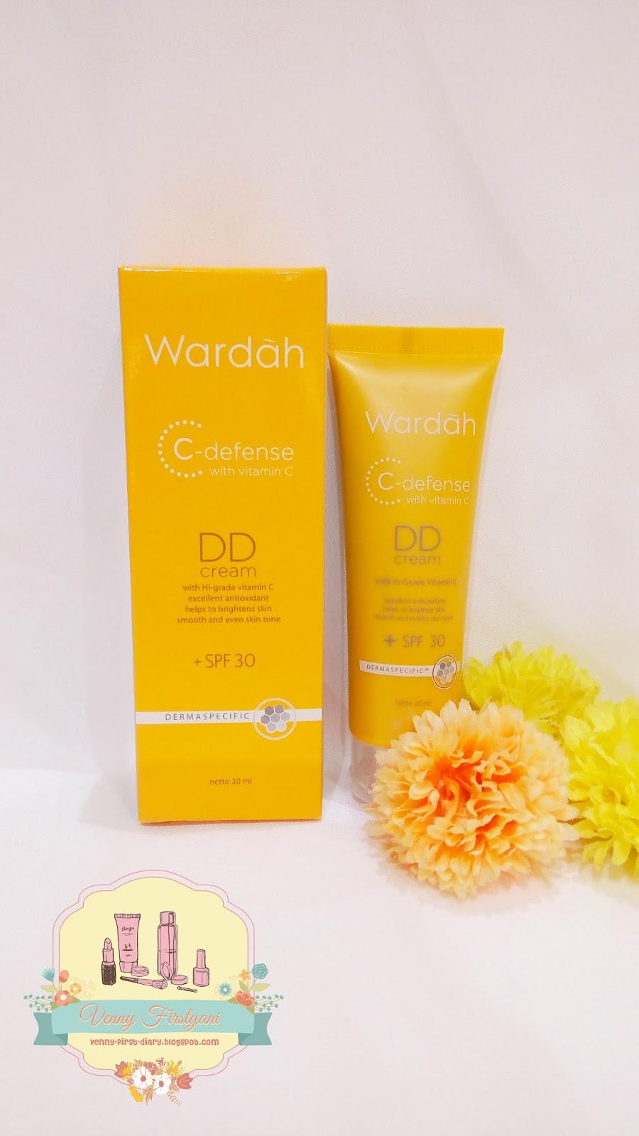 Wardah DD Cream, Alas Bedak Lokal Budget untuk Pemula