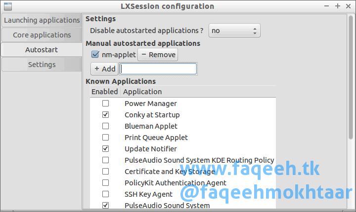 Mengatasi Hilangnya Network Manager di Lubuntu 14.04