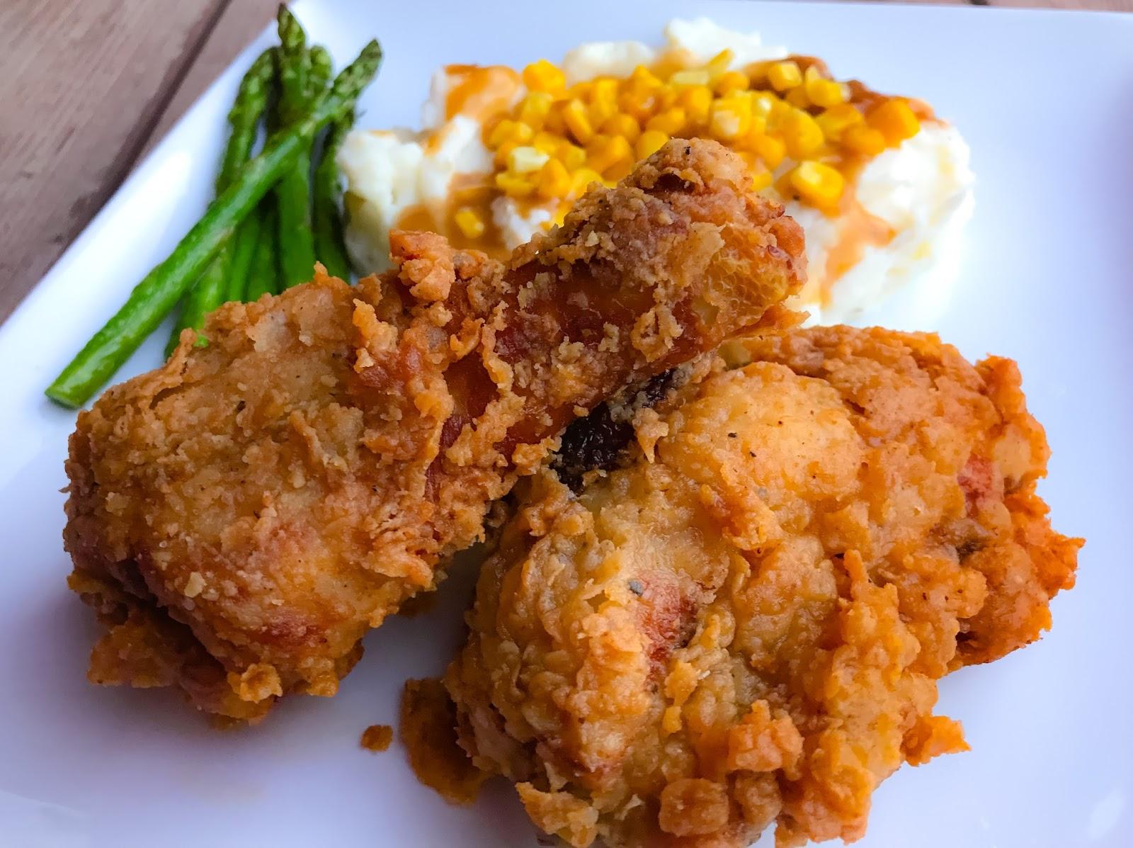 Poulet frit l 39 am ricaine blogs de cuisine - Blog cuisine americaine ...