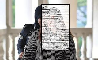 Ain zafira mahasiswa malaysia ditangkap