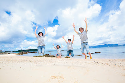 結婚10周年 旅行 沖縄
