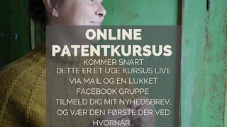 Online patent kursus (brioche knitting)