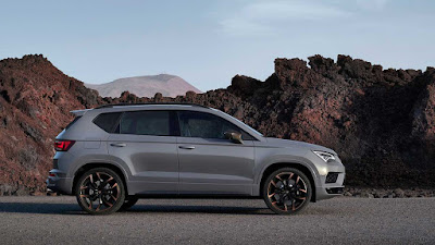 2020 Cupra Ateca Review