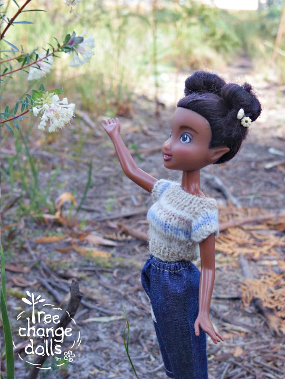 Inspiring Feminist Craftivism: Dolls Made to Look More Natural