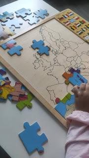 puzzle europe découverte suède IEF MES FILLES ET MOI