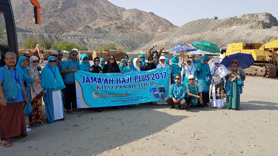 Jamaah Haji Plus Non Kuota Khazzanah