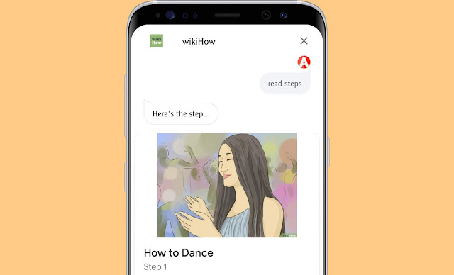 Get Answer From Sites Like WikiHow with Google assistant