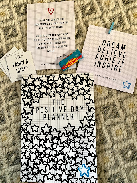 Positive day planner