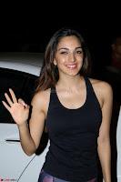 Kiara Advani Black Tank Top Tight leggings Tu Cheez Badi Hai Mast Mast~  Exclusive 69.JPG