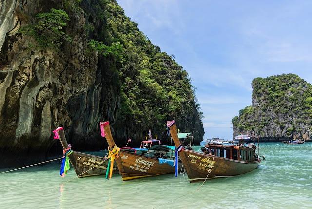 viajar tailândia praias