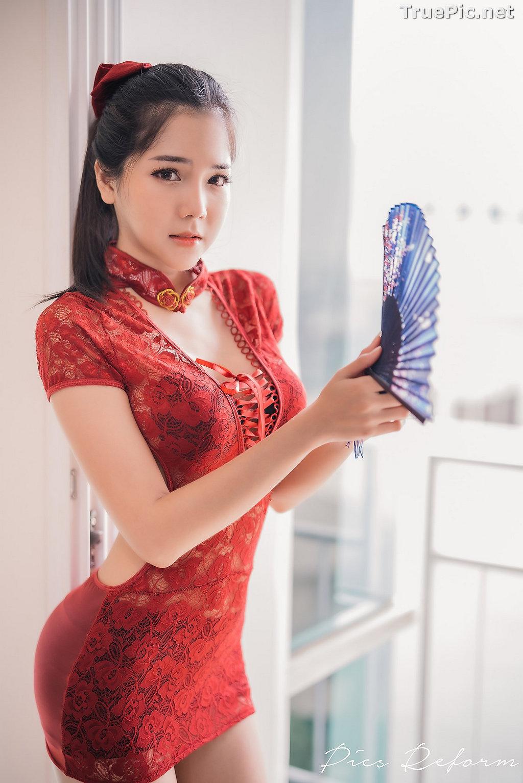Image Thailand Model - Phitchamol Srijantanet - Concept: Tian Mi Mi - TruePic.net - Picture-7