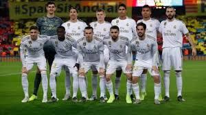 التشكيل المتوقع لريال مدريد أمام سالامانكا في الكأس