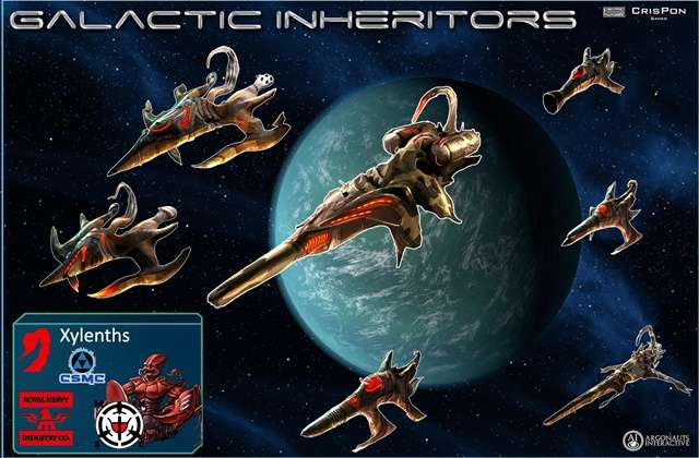 Galactic Inheritors PC Game