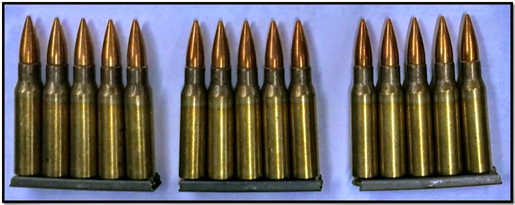 Ammo discovered in carry-on bag at JFK.