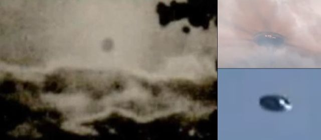 Facts behind 'The Miracle of the Sun' indicate that it was a UFO that came out of the clouds  Miracle-of-the%2Bsun-fatima-ufo%2B%25281%2529