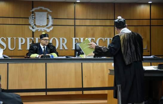 TSE rechaza petición de Leonel Fernández de impedir que la JCE proclame a González Castillo