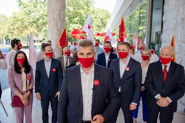 Socijaldemokrate predale listu, očekuju izvanredan rezultat na izborima