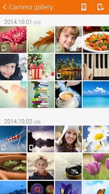 Samsung Camera Manager App