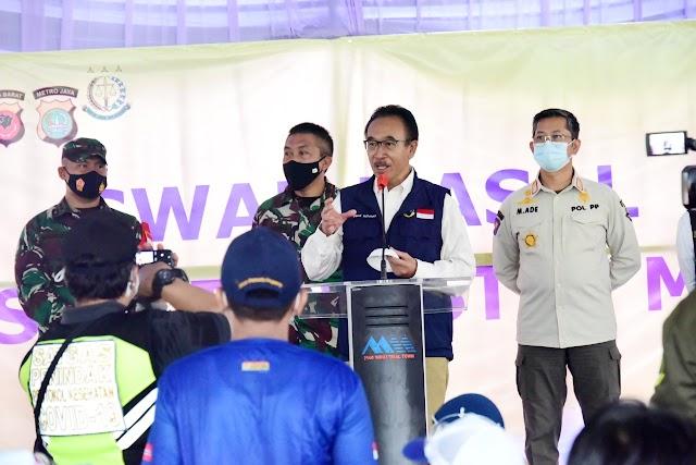 Daud Achmad : Jabar Berlakukan PSBB Proporsional Hingga 8 Februari 2021