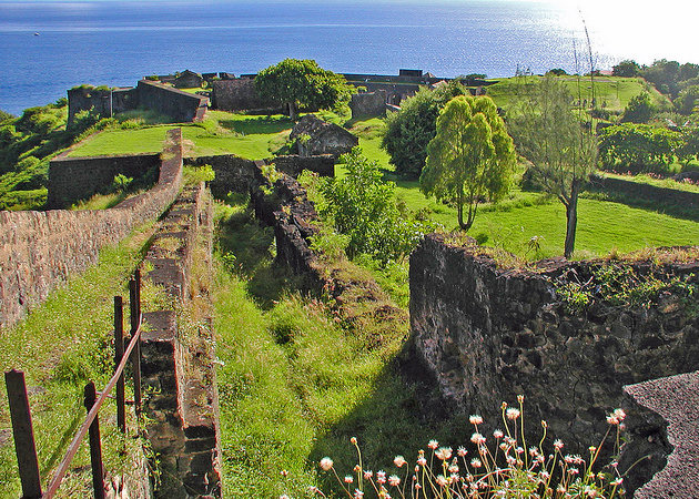 Tourist attractions in guadeloupe most beautiful places - Jardin botanique guadeloupe basse terre ...