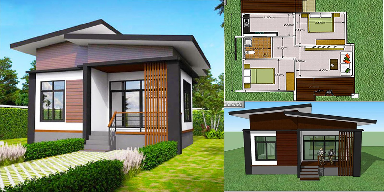 Elevated Modern Single Storey House | Engineering Discoveries
