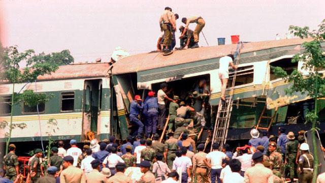 peristiwa Tragedi kereta Bintaro