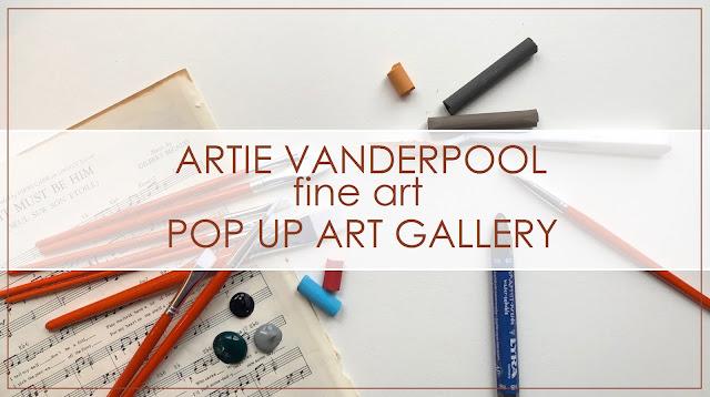 Pop-Up shop:  Artie Vanderpool