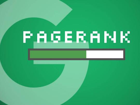 Google'nin Pagerank İle Site Değerlendirmesi