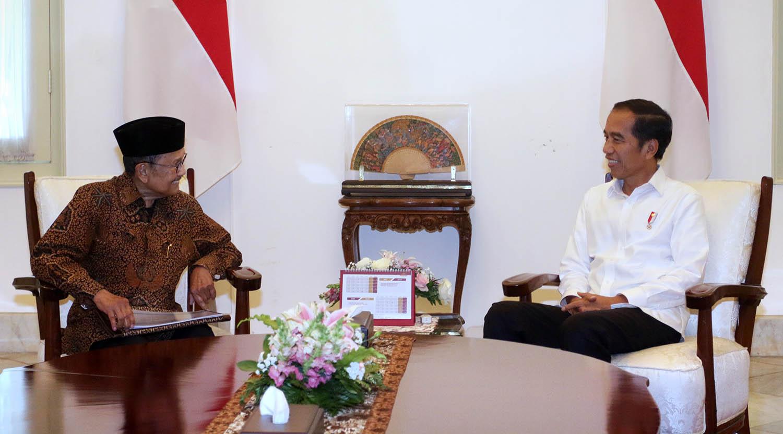 Soal Bertemu Prabowo, Presiden Jokowi Menyatakan Saya Sudah Sampaikan Keinginan, Tapi Belum Ketemu