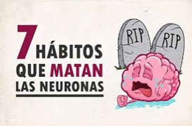 7 hábitos cotidianos que destruyen tus neuronas y afectan tu salud cerebral