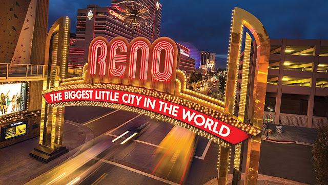 """Reno is Under Martial Law!"" by Homeless Guru Michael Murdock 6/22/19 Reno"