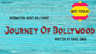 Journey of Bollywood