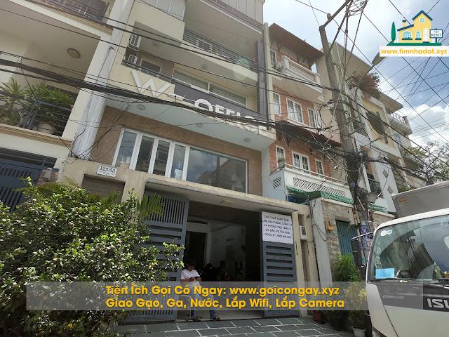 cho thuê văn phòng đường nguyễn Văn Thương