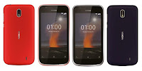 Nokia 1 siap rilis