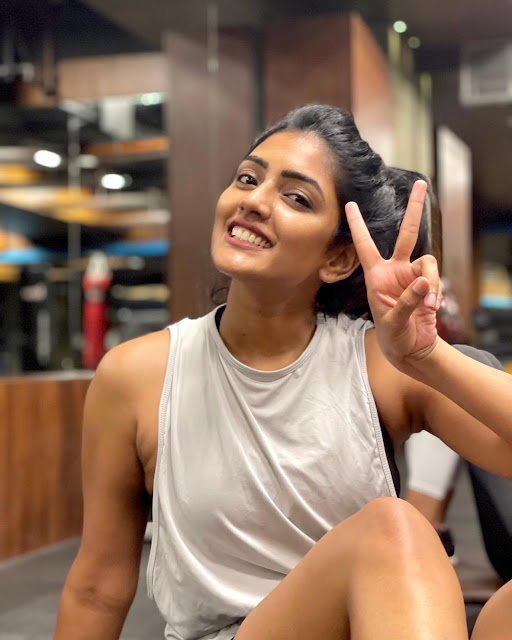 Eesha Rebba Latest Photo Stills in Workout Pose Actress Trend