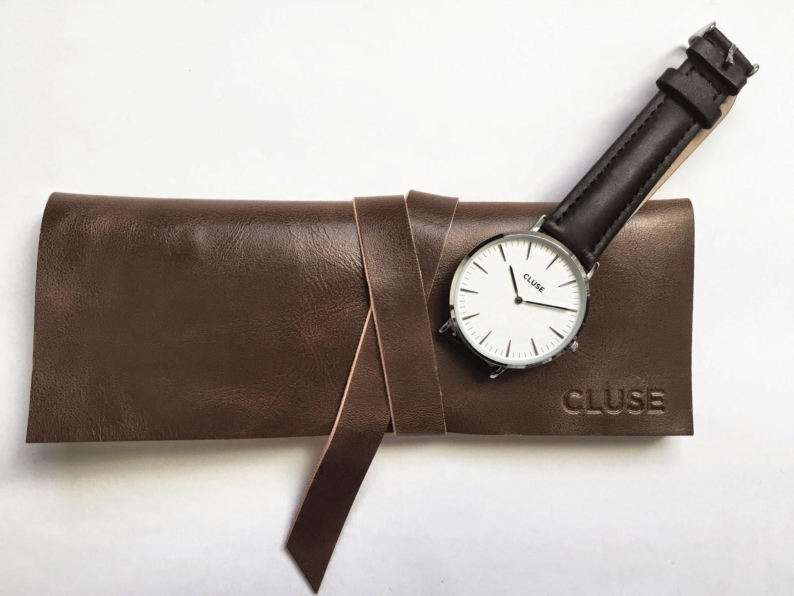 47f1c13240d Mijn nieuwe Cluse horloge   Zeeuws modemeisje   Bloglovin'