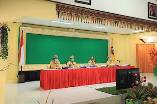 Rapat Koordinasi Pengendalian Pembangunan (Rakordal)