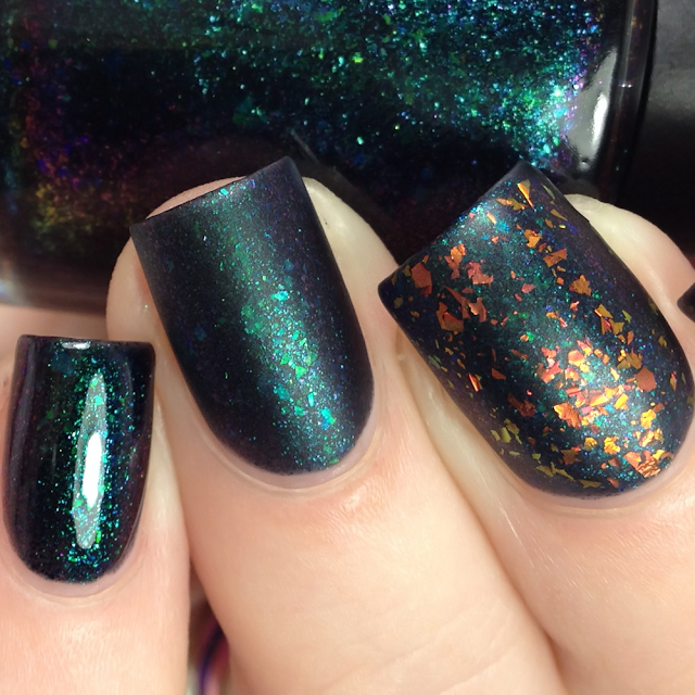 Tonic Polish-Bat Out of Hell