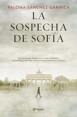 La sospecha de Sofía - Paloma Sánchez-Garnica (2019)