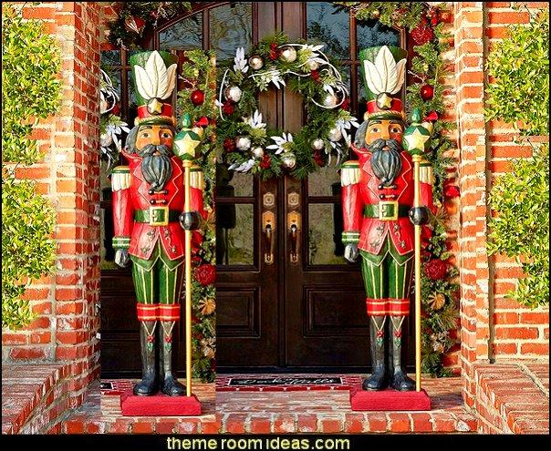 Decorating Theme Bedrooms Maries Manor Santas Shopping