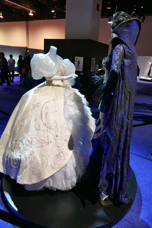 Giselle Narissa Enchanted film costumes
