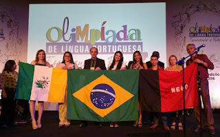 Aluna e professora do Lordão são medalhistas e tem artigo publicado pela Olimpíada de Língua Portuguesa