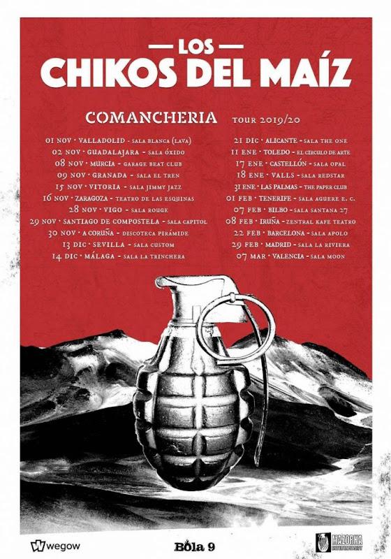 Agenda de giras, conciertos y festivales - Página 13 Chikos2