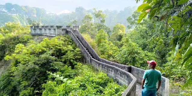 Janjang Saribu, The Great Wall of Koto Gadang